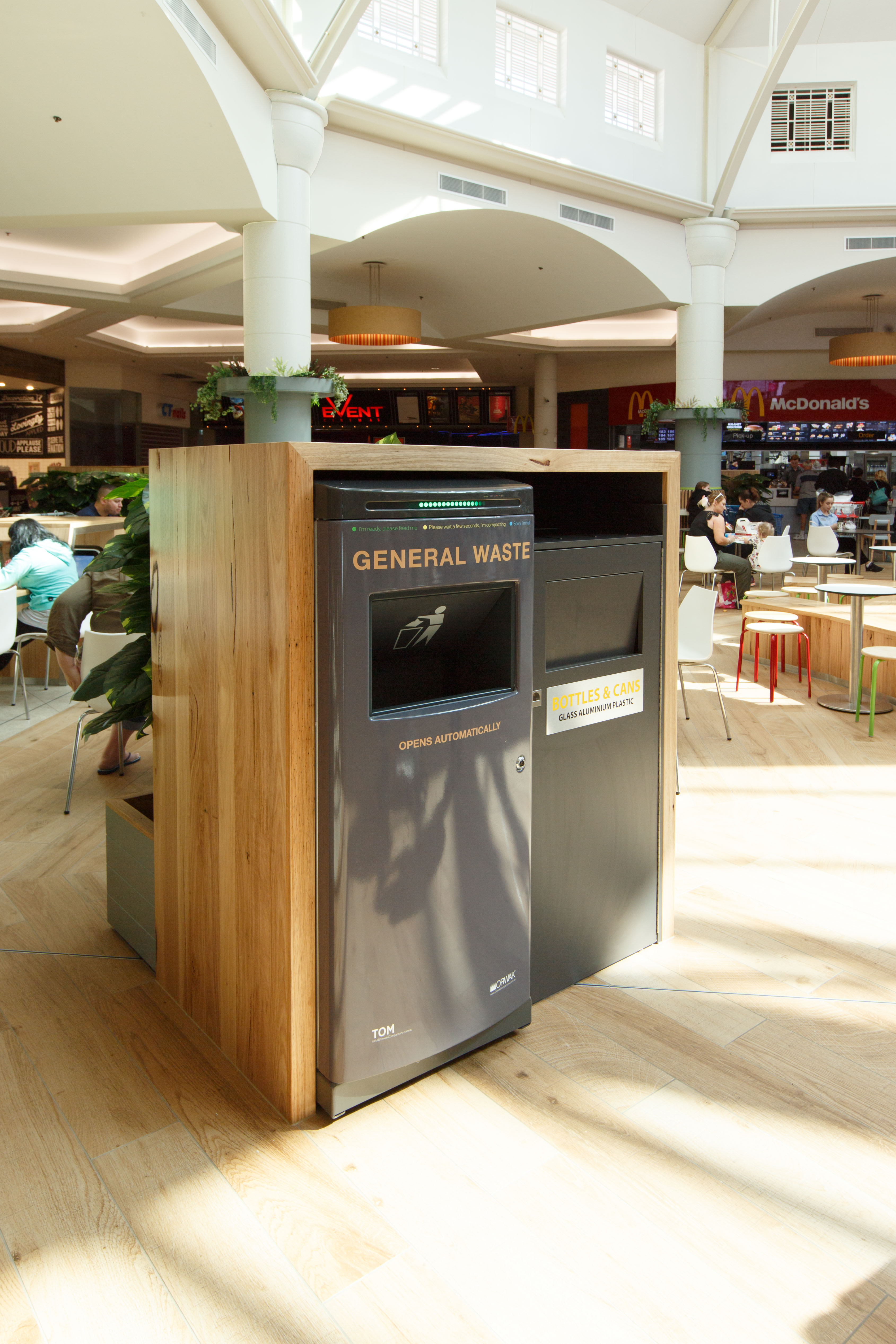 Browns Plains Food Court Refurbishment
